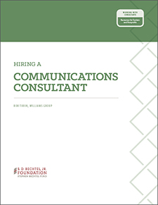 Hiring a Communications Consultant