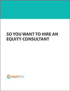 Equity in the Center